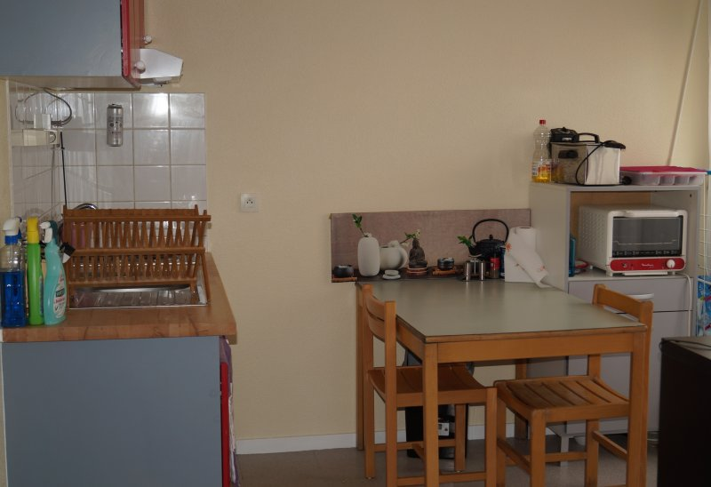 Locaton studio meublé Vannes
